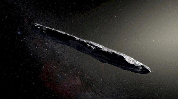 Misteriosul obiect spațial care îi intrigă pe cercetători ar putea fi un fragment dintr-o lume asemănătoare lui Pluto