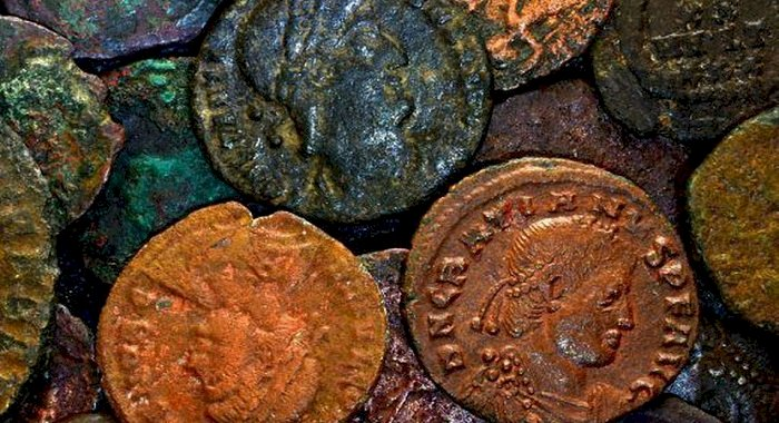 O comoară din vremea lui Iisus Hristos a fost găsită în Marea Britanie