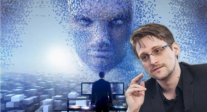 """Edward Snowden: Guvernele se folosesc de COVID-19 pentru a ne """"monitoriza așa cum nu au mai făcut-o niciodată"""