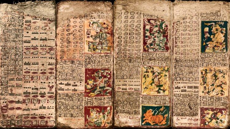 Misterele mayasilor – Codexul din Dresda