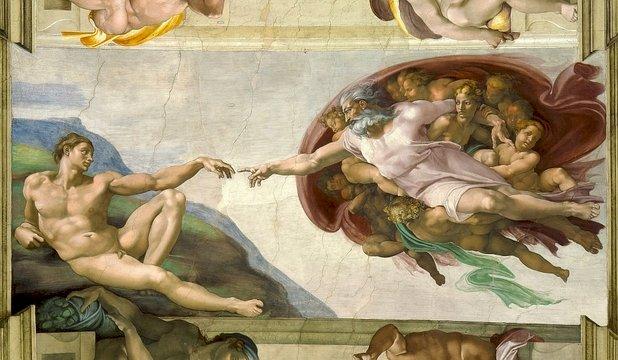 Care este mesajul secret pictat de Michelangelo în Capela Sixtină din Roma