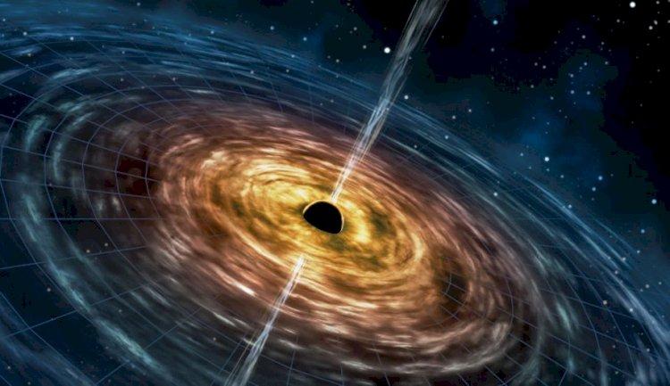 Unde ajungi dacă călătoreşti printr-o gaură neagră
