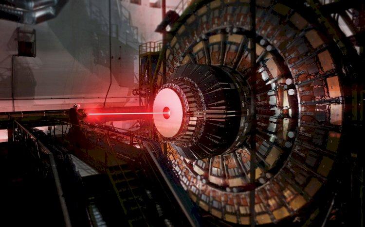Laserul romanesc de la Magurele, considerat de Germania, cea mai mare realizare stiintifica din lume la momentul actual.