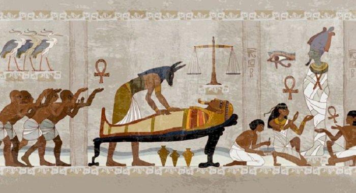 Enigmatica evoluţie a ''Jocului Morţii'' din Egiptul Antic